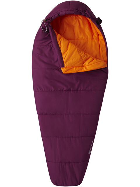 Mountain Hardwear Bozeman Adjustable - Sac de couchage Enfant - Regular violet